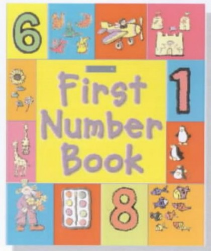 First Number Book by Patti Barber