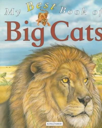 My Best Book of Big Cats By Christiane Gunzi