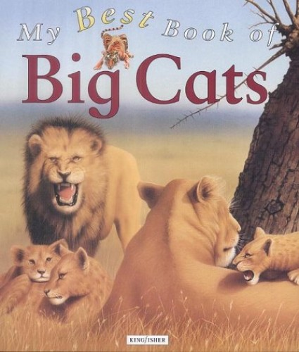 My Best Book of Big Cats By Christiane Gunzi