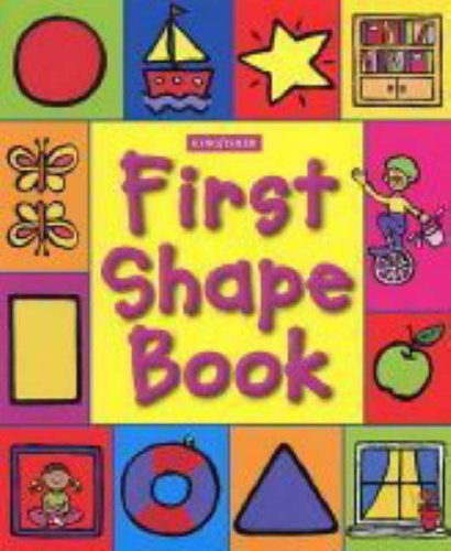 First Shape Book by