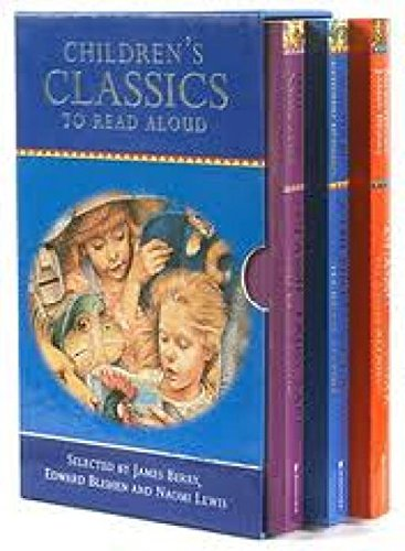Children's Classics to Read Aloud By Volume editor James Berry
