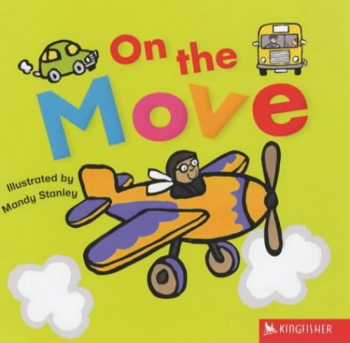 On the Move By Mandy Stanley