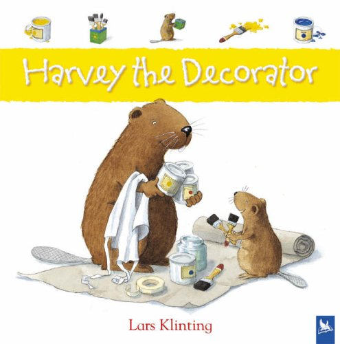 Harvey the Decorator (Harvey) By Lars Klinting