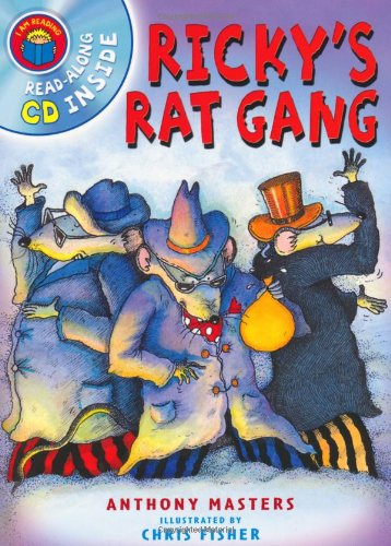 Ricky's Rat Gang (I Am Reading) By Anthony Masters