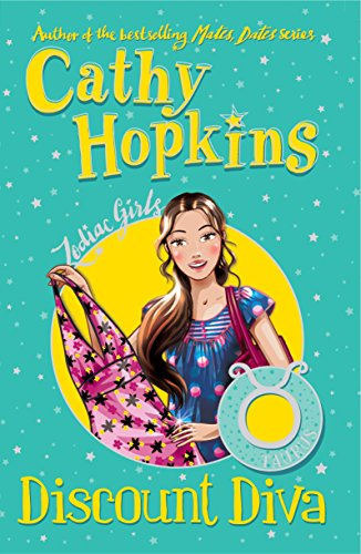 Zodiac Girls: Discount Diva By Cathy Hopkins