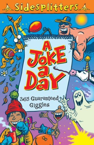 A Joke a Day By Martin Chatterton
