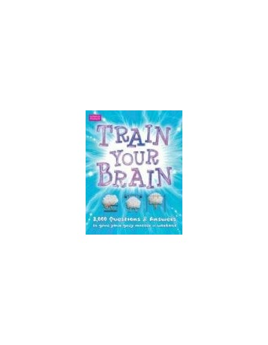 Train Your Brain By Clive Gifford