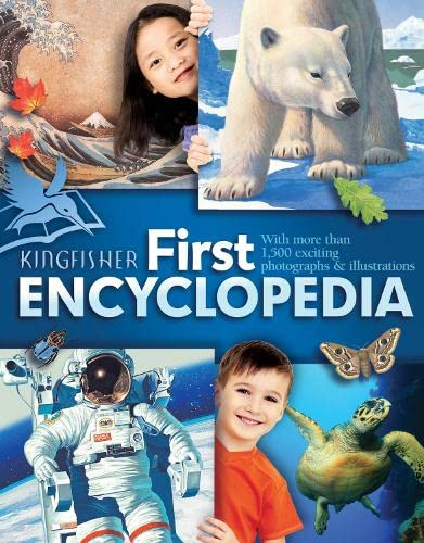 Kingfisher First Encyclopedia By Kingfisher (individual)