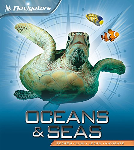 Navigators: Oceans and Seas By Margaret Hynes