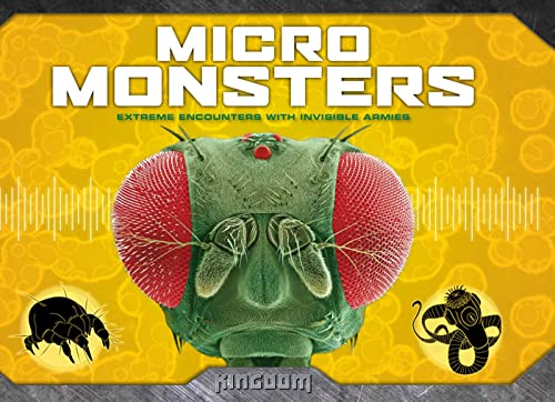 Micro Monsters By Nam Nguyen