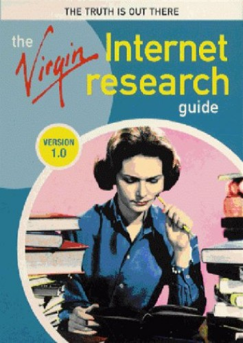 The Virgin Internet Research Guide by Simon Crerar