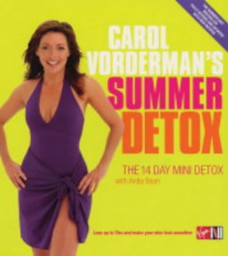 Carol Vorderman's Summer Detox: The 14 Day Mini Detox by Carol Vorderman