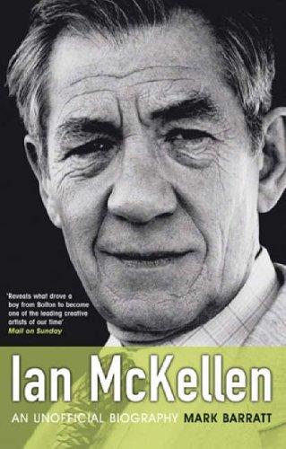 Ian McKellen by Mark Barratt