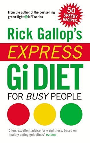 Rick Gallop's Express GI Diet for Busy People by Rick Gallop