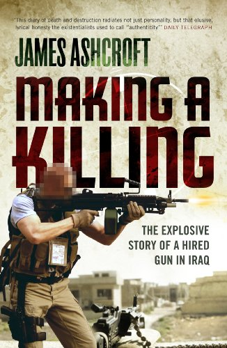 Making A Killing By James Ashcroft