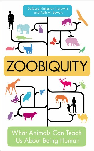 Zoobiquity By Barbara Natterson Horowitz