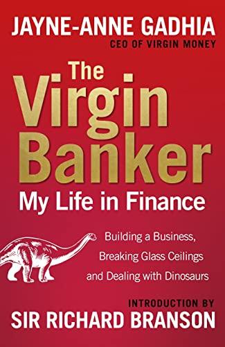 The Virgin Banker By Jayne-Anne Gadhia