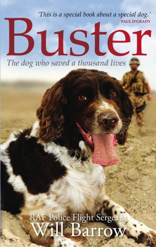 Buster By RAF Police Sergeant Will Barrow