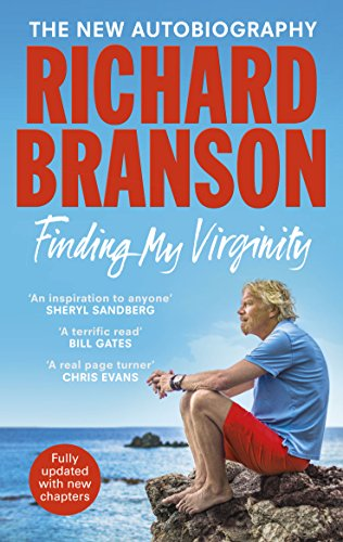 Finding My Virginity: The New Autobiography By Sir Richard Branson