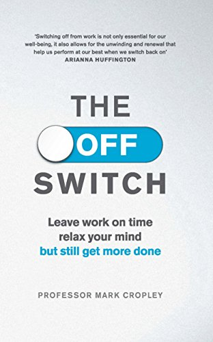 The Off Switch By Professor Mark Cropley
