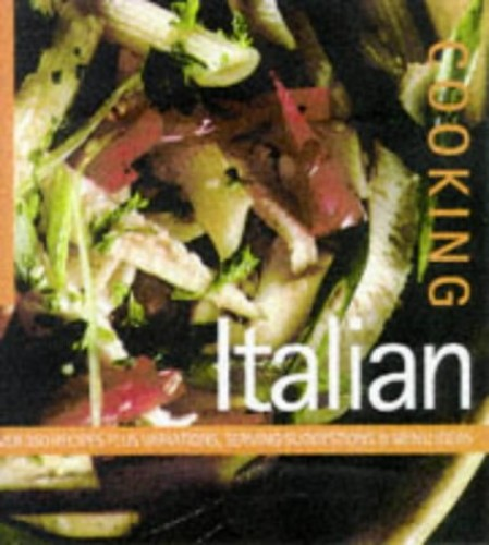 Italian Cooking By David Shermer