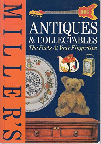 Millers Antiques & Collectables By Judith Miller