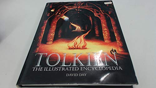 GP - Tolkien Illustrated Encyclopaedia By David Day