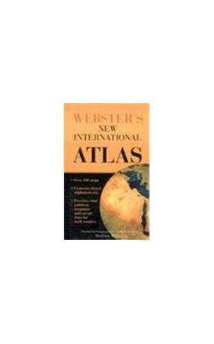 Webster's New International Atlas by