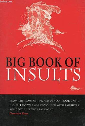 Bumper Book of Insults By Nancy McPhee
