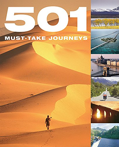 501 Must-take Journeys By D. Brown