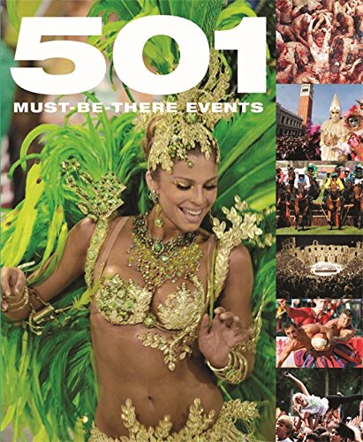 501 Must-Be-There Events (501 Series) By David Brown