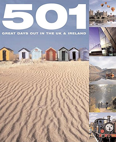 501 Days Out in the UK by David Brown