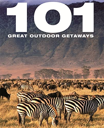 101 Great Outdoor Getaways (Bounty 101) 0753723077 The Cheap Fast Free Post