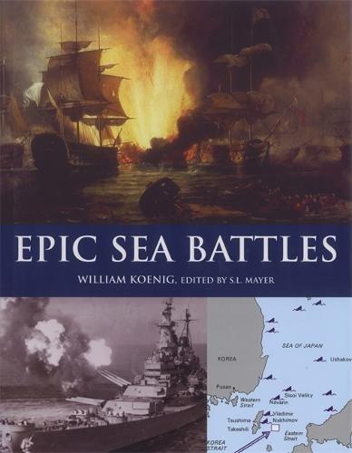 Epic Sea Battles By William Koenig
