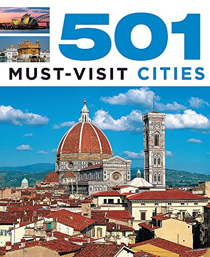501 Must-Visit Cities by D. Brown