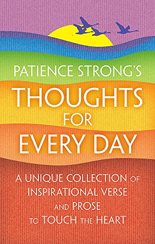 Patience Strong's Thoughts for Every Day by Patience Strong