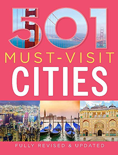 501 Must-Visit Cities By D Brown