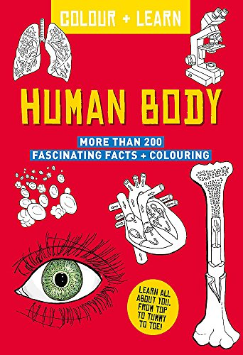 Colour + Learn: Human Body