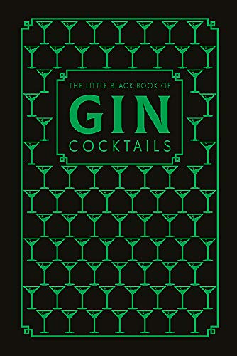 The Little Black Book of Gin Cocktails By Pyramid