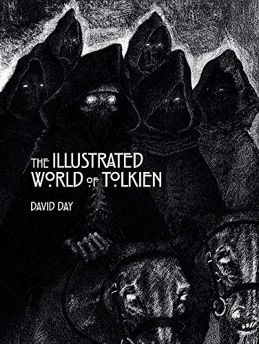 The Illustrated World of Tolkien: The perfect Secret Santa present By David Day