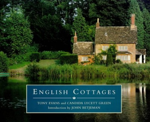 English Cottages By Tony Evans