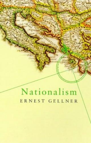 Nationalism By Ernest Gellner