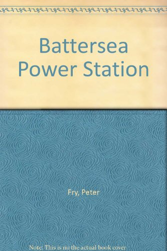 Battersea Power Station by Peter Fry