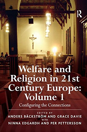 Welfare and Religion in 21st Century Europe By Professor Anders Backstrom