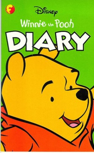 Winnie the Pooh Diary 2000 (Funfax) by Funfax