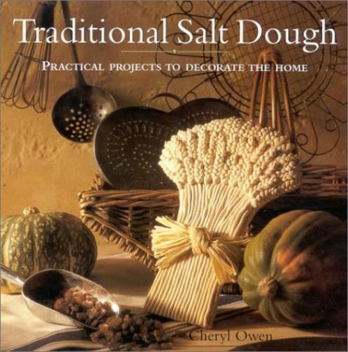 Traditional Salt Dough By Sheryl Owen