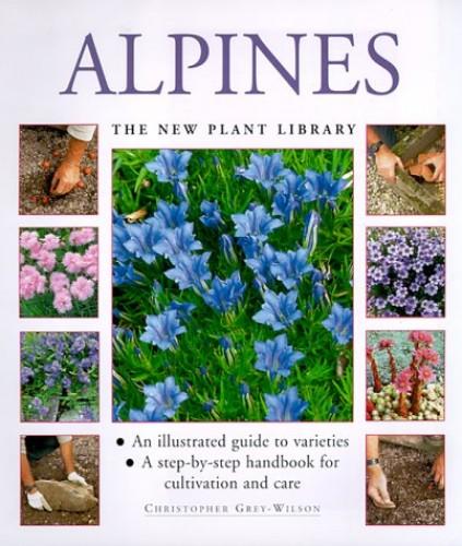 Alpines By Christopher Grey-Wilson