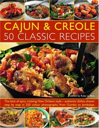 Cajun and Creole Cooking by Ruby Le Bois