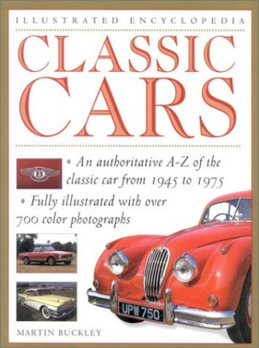 Classic Cars By Martin Buckley
