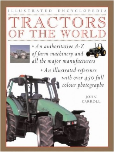 Tractors of the World By John Carroll
